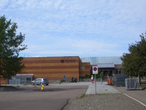 Vestfold University College, Bakkenteigen