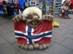 Norwegian troll...