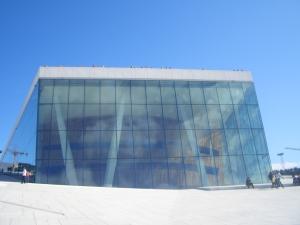 the Opera house...