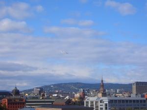 Oslo city...