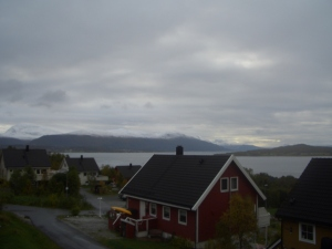 ...view from their house...
