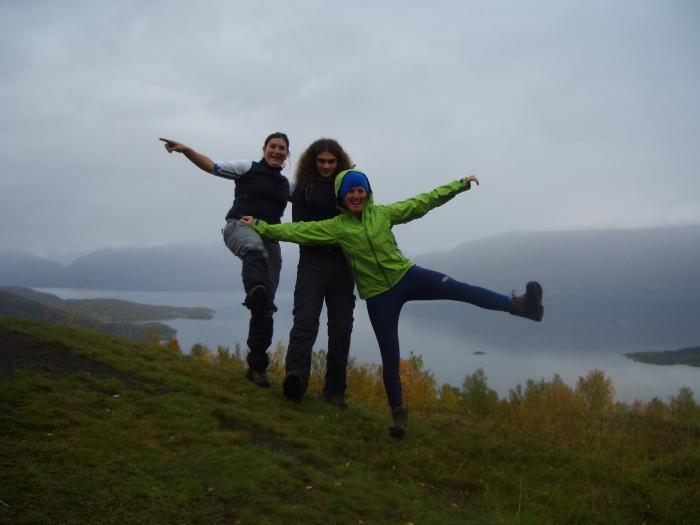 Niki, Alberto & me...