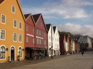 Word Heritage Bryggen...