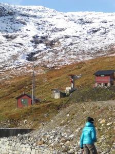Röldal Ski area...
