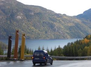 Telemark region...