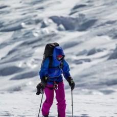Skiexpedition Mongolia / Photographer: Zlu Haller