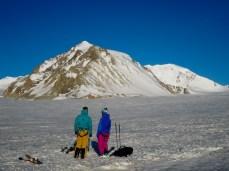 @ Potanin glacier... before the snow came...
