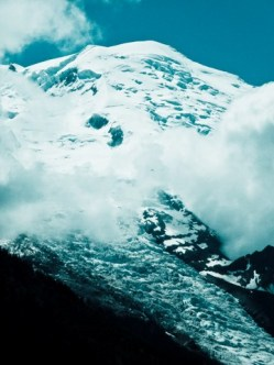 Mt Blanc...