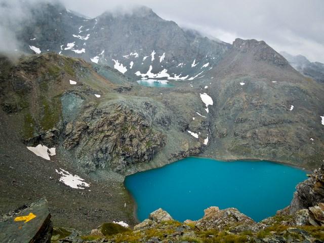 Grand Lac, 2806m