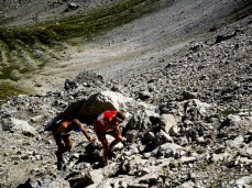 my favourite mountain runner: Goldi...
