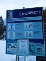 Ortovox LVS Checkpoint...