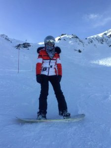 a new snowboard star is born;-)