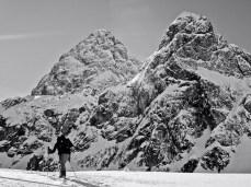 die wunderschönen Lienzer Dolomiten...