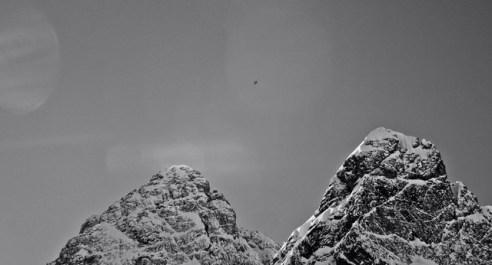 Red Bull in the Air... Hubschrauber mit der CineFlex Cam...