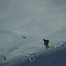 Achtung: Drohne im Anflug