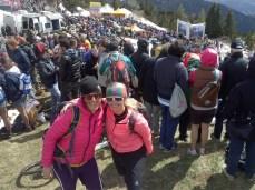Mel&Melli - passend zum Giro in der Farbe Pink ;-)
