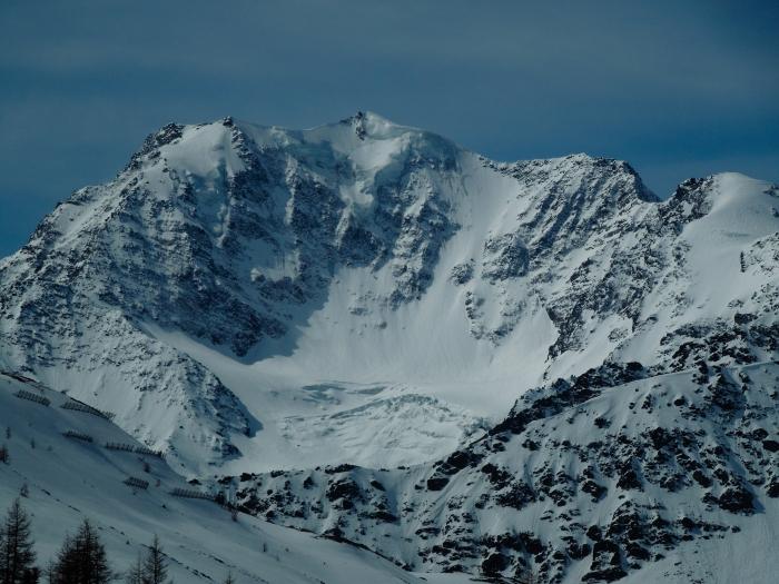 Fletschhorn Nordwand