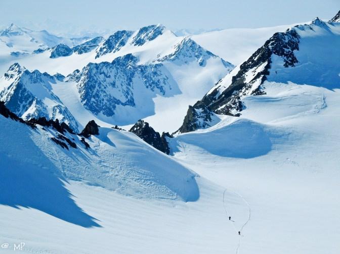 Skiführerausbildung Teil 2 / Pitztal