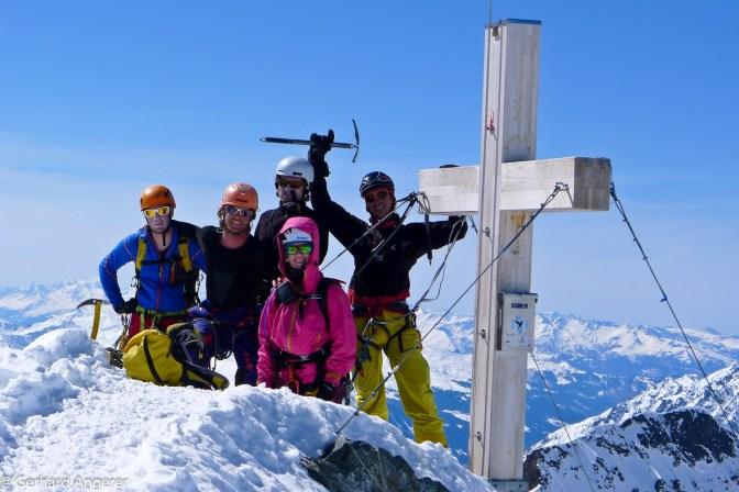 Skiführerausbildung Teil 3 / Prüfungskurs Bielerhöhe