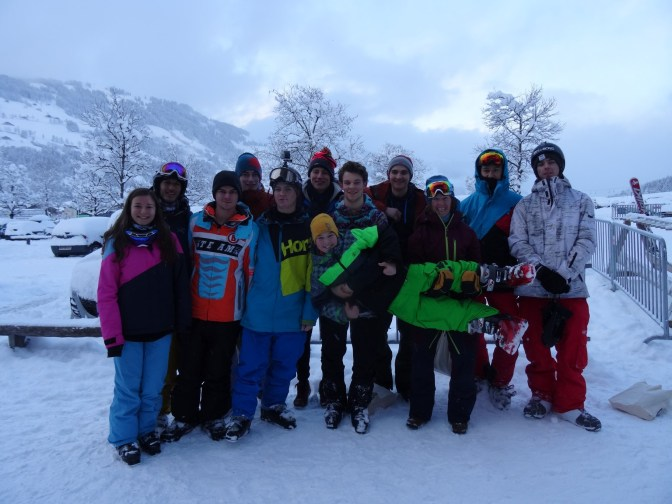 Junior Freeridecamp Westendorf
