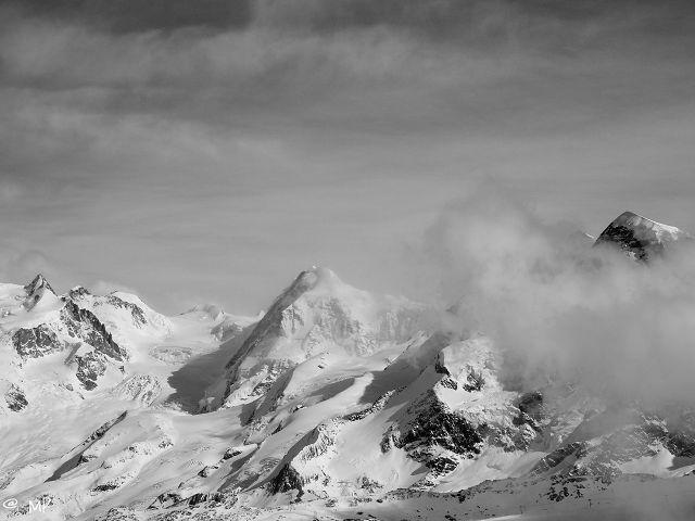 Kurzintermezzo in Zermatt/Facecheck Matterhorn