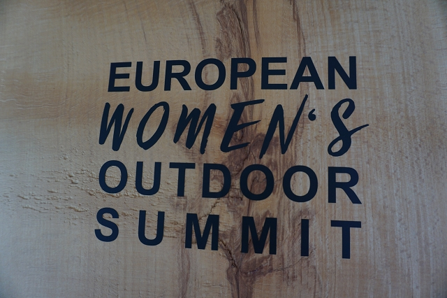 1st European Womens Outdoor Summit