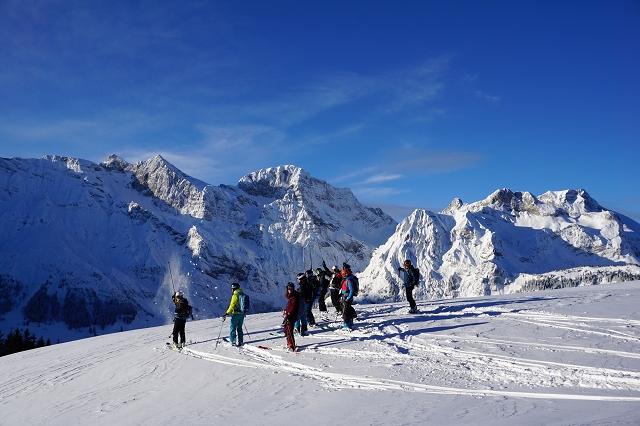 Shades of Winter Camp Engelberg